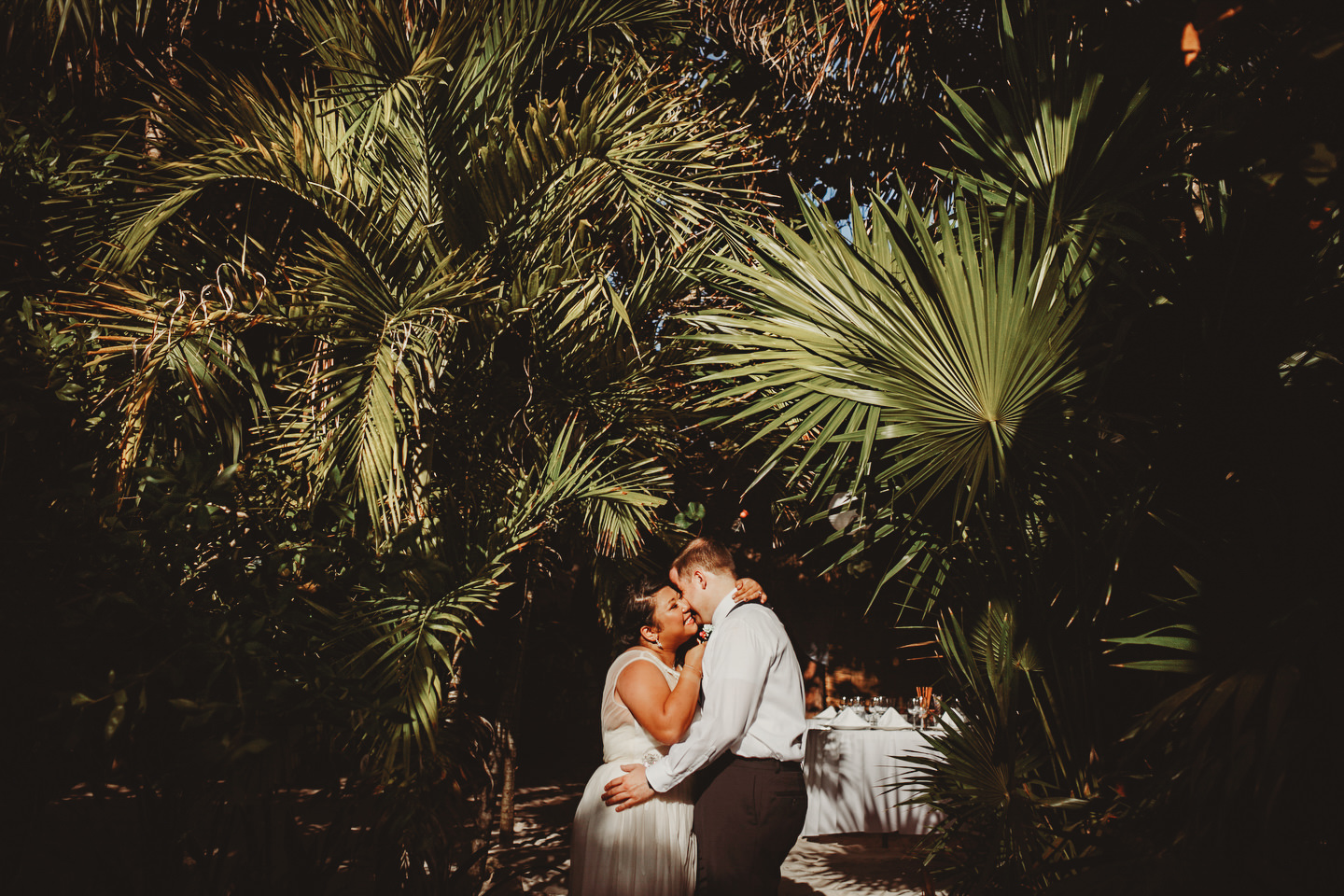 Cabanas La Luna Tulum Wedding by Monica Lopez Photography